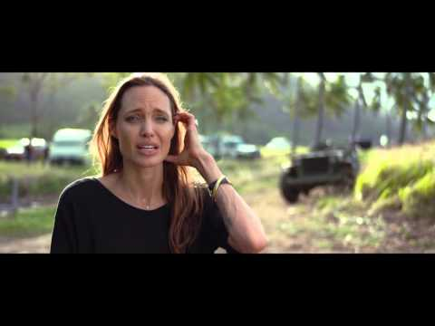 Unbroken: Director Angelina Jolie Behind the Scenes Movie Interview 1
