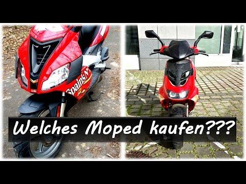 Welches Moped kaufen? | Roller fahren peinlich? | bizzybest