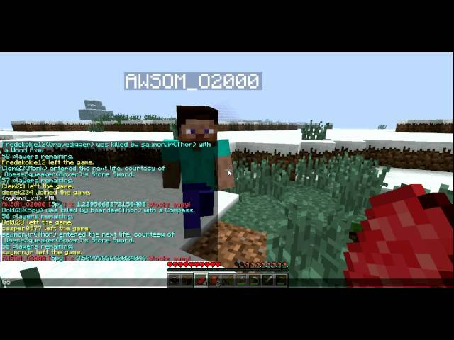 Minecraft Hunger Games | CZ