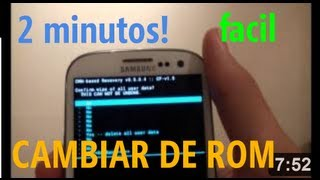 COMO cambiar ROM simplemente // Pro Android
