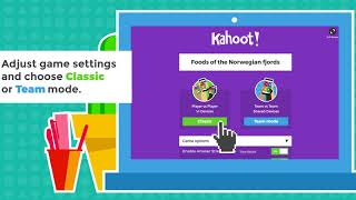 How to play Kahoot! - tutorial video