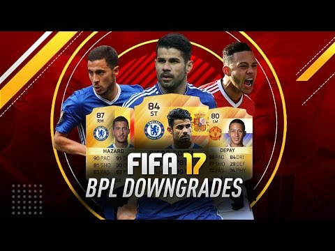FIFA 17 DOWNGRADES BARCLAYS PREMIER LEAGUE ! [ANTEPRIMA ITALIANA]