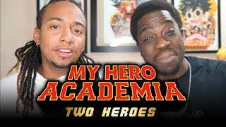 My Hero Academia: Two Heroes Movie Review!