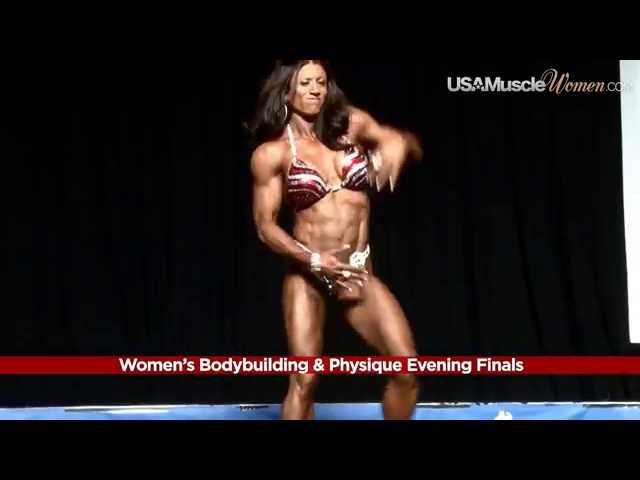 2014 NPC Junior Nationals Women's Bodybuilding & Physique Finals