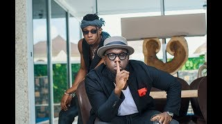 Timaya And King Perryy's Vibe.ng July/August 2018 Digital Cover | Behind The Scenes (BTS)