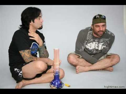 Eddie Bravo and Joe Rogan talk BJJ and MMA. Image 1
