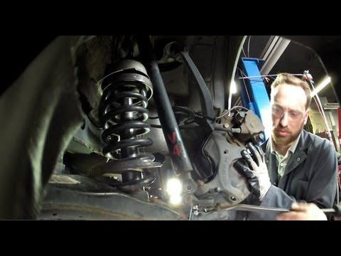The Dangers of Replacing Coil Springs on Your Vehicle - Bonus Clip