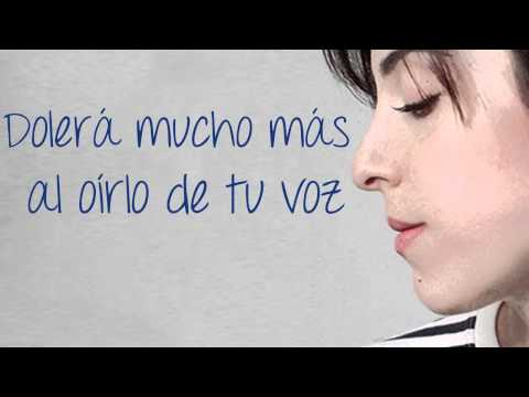 De Tu Voz - Mariana Vega LYRIC VIDEO