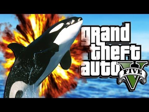 BECOME AN ANIMAL (Peyote Plants) | Grand Theft Auto V (Next Gen Gameplay) #2
