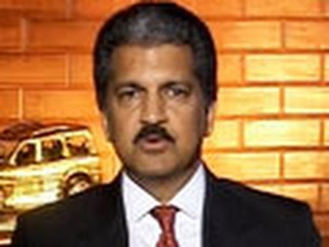 Declining oil prices will buoy the Indian economy: Anand Mahindra