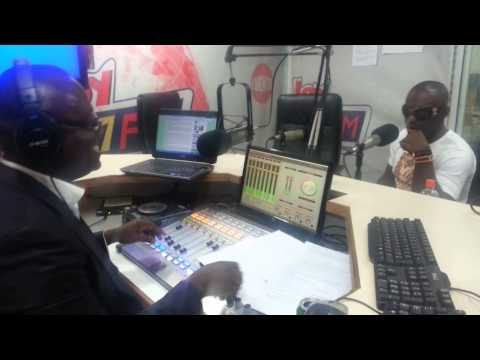 Jim Ike on dating Nadia Buari
