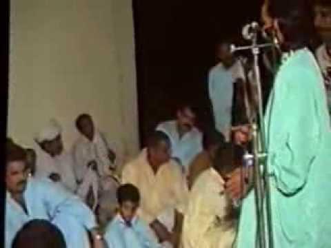 Sain Mushtaq (late) Singing Punjabi Folk Songs