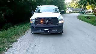 2017 Dodge Ram LED HAW DUO www.WickedWarnings.com