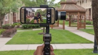 Kumba Cam 3 Axis Smartphone Stabilizer Review