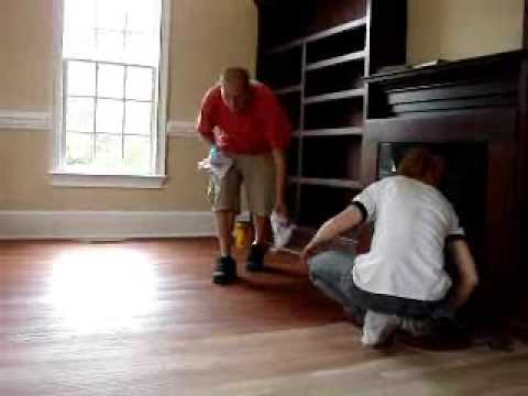 Maintenance Information : BR-111™ Exotic Hardwood Flooring