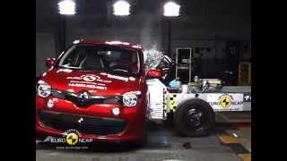 Euro NCAP Crash Test of Renault Twingo 2014