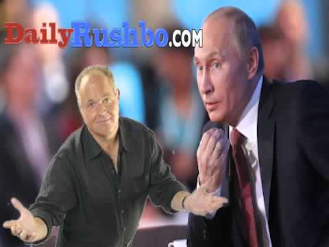 Rush Limbaugh Agrees With Vladimir Putin on Orphan Adoption by Gays