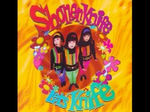 Shonen Knife - Flying Jelly Attack