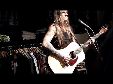 Scott 'Wino' Weinrich - Manifesto&Green Speed live at the Volcom store LA