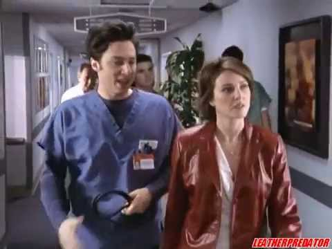 Scrubs (TV-series 2001) - leather compilation