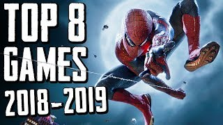 Top 8 MIND BLOWING Games of 2018 & 2019 | Most Anticipated Games on PS4, Xbox, PC