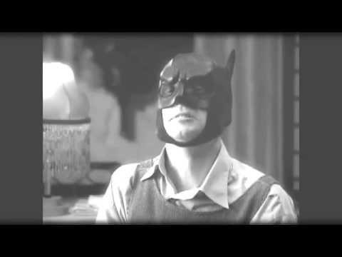 бэтмен в классических фильмах 2 часть / Batman in Classic Movie Scenes part 2