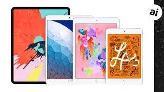 Which iPad is right for you in 2019? iPad, iPad mini, iPad Air, iPad Pro!