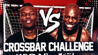 KSI VS AKINFENWA: CROSSBAR CHALLENGE