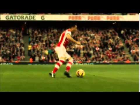 Santi Cazorla ● Amazing Skills Show ● 2013-2015   HD  