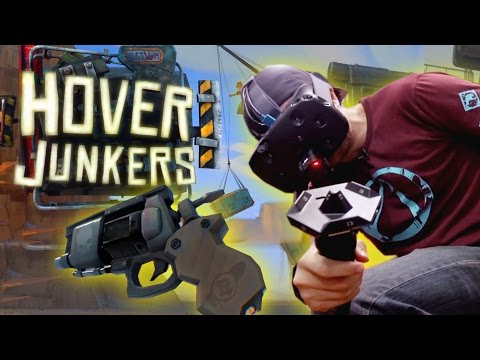 VR SHOOT OUT - Hover Junkers