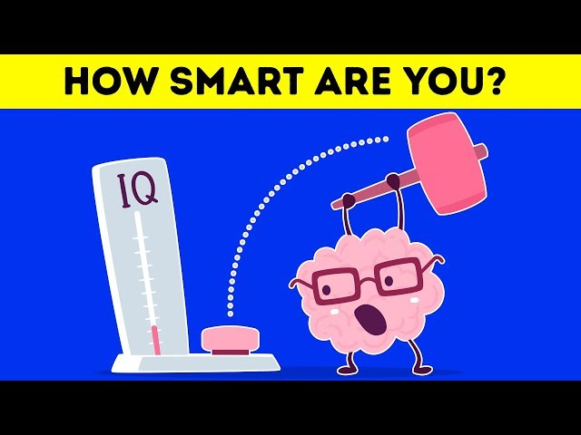 Are You Smart Enough For High School? 40 Simple Quiz Questions