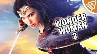 How Wonder Woman 2's Villain Will Change the DCEU! (Nerdist News w/ Jessica Chobot)