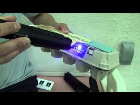 Cheapo Tech: Wicked Lasers Arctic Spyder 3 Handheld Laser Review