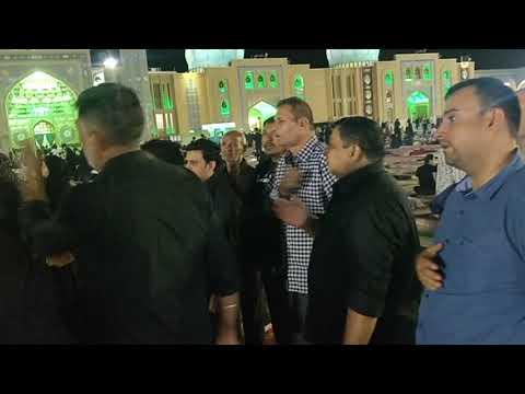 Masjid E Jamkaran Matam Nohay 1440 Ali Akbar Ali Noha 2019 Ghareeb E Toos