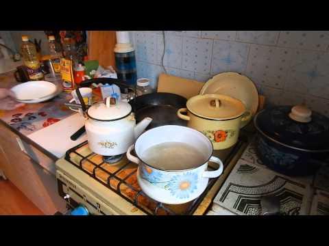 Как варить макароны  (спагети)
