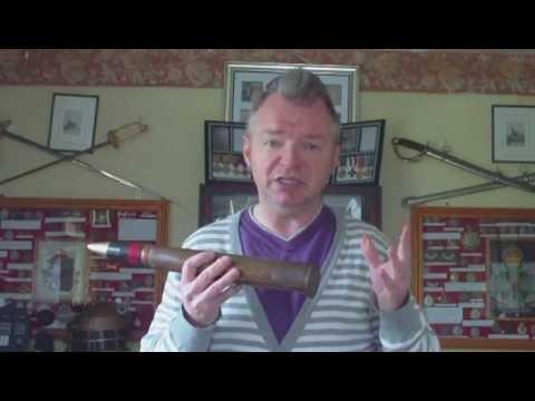 Anti-aircraft Gun Shell Anti Aircraft Gun Round