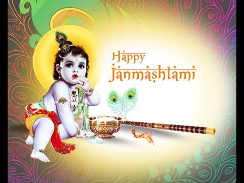 Sri krishna Janamasthami | Krishnastami | Little Krishna