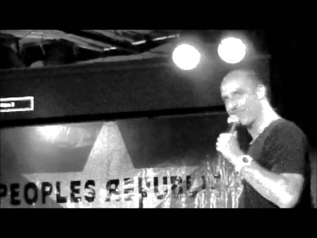 Brody Stevens on Seattle - Laff Hole
