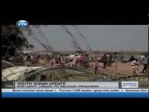 African envoys travel to South Sudan to meet Riek Machar