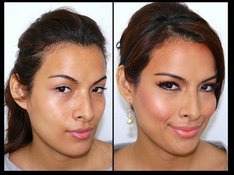 Maquillaje al Estilo Eva Mendes - Tutorial
