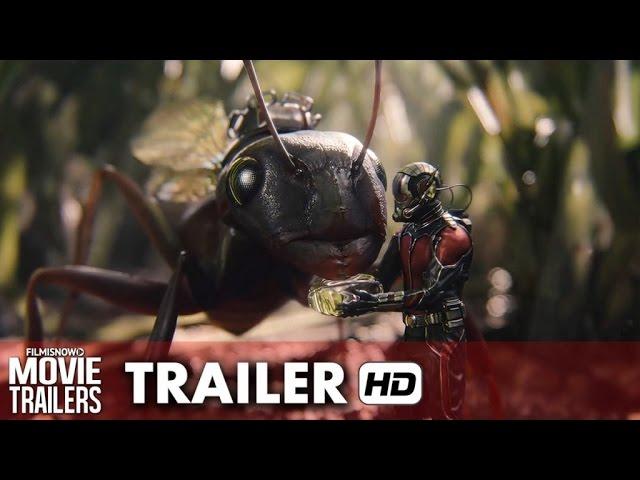 Ant-Man Blu-Ray Movie Trailer (2015) - Paul Rudd [HD]