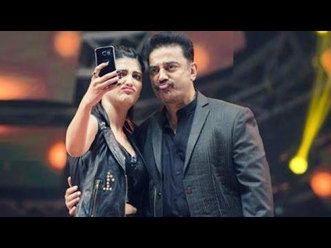 Kamal Haasan And Shruti Haasan Rock The Dance Floor!