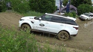 Land Rover Experience - Abenteuer Allrad Bad Kissingen 2018