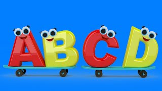 ABC SONG | Classic Songs | By Kids Baby Club