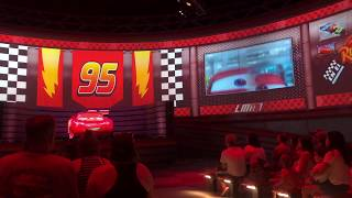 Lightning McQueen's Racing Academy - Hollywood Studios - Disney World Florida