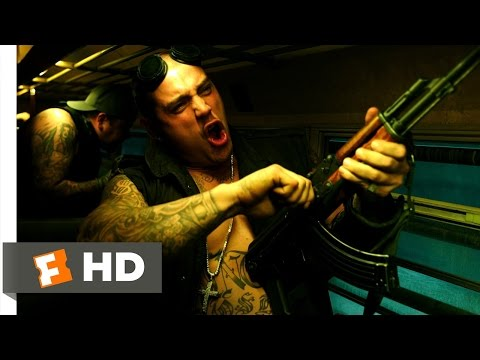 The Purge: Anarchy (2/10) Movie CLIP - Commencement (2014) HD