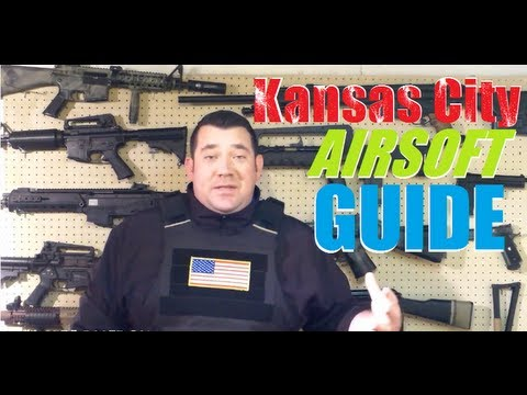 Kansas City Airsoft Guide (Fields & More)