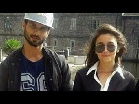 Shahid Kapoor Reveals His Relationship With Alia Bhatt