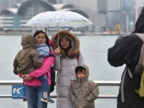 Cold wave sweeps Asia, Thailand suffers temperature plunge
