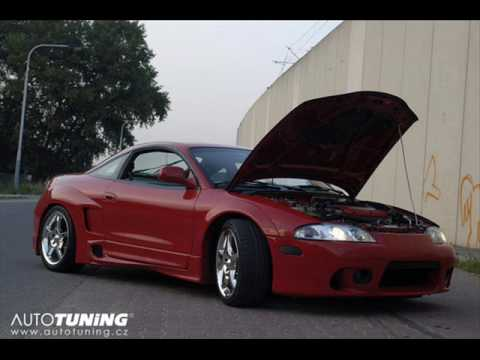 Mitsubishi eclipse Video